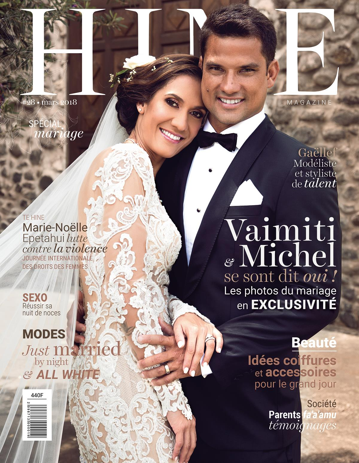 Hine- MARS 2018 - Shopping/accessoires coiffure spécial mariage flower by Mademoiselle M p.56