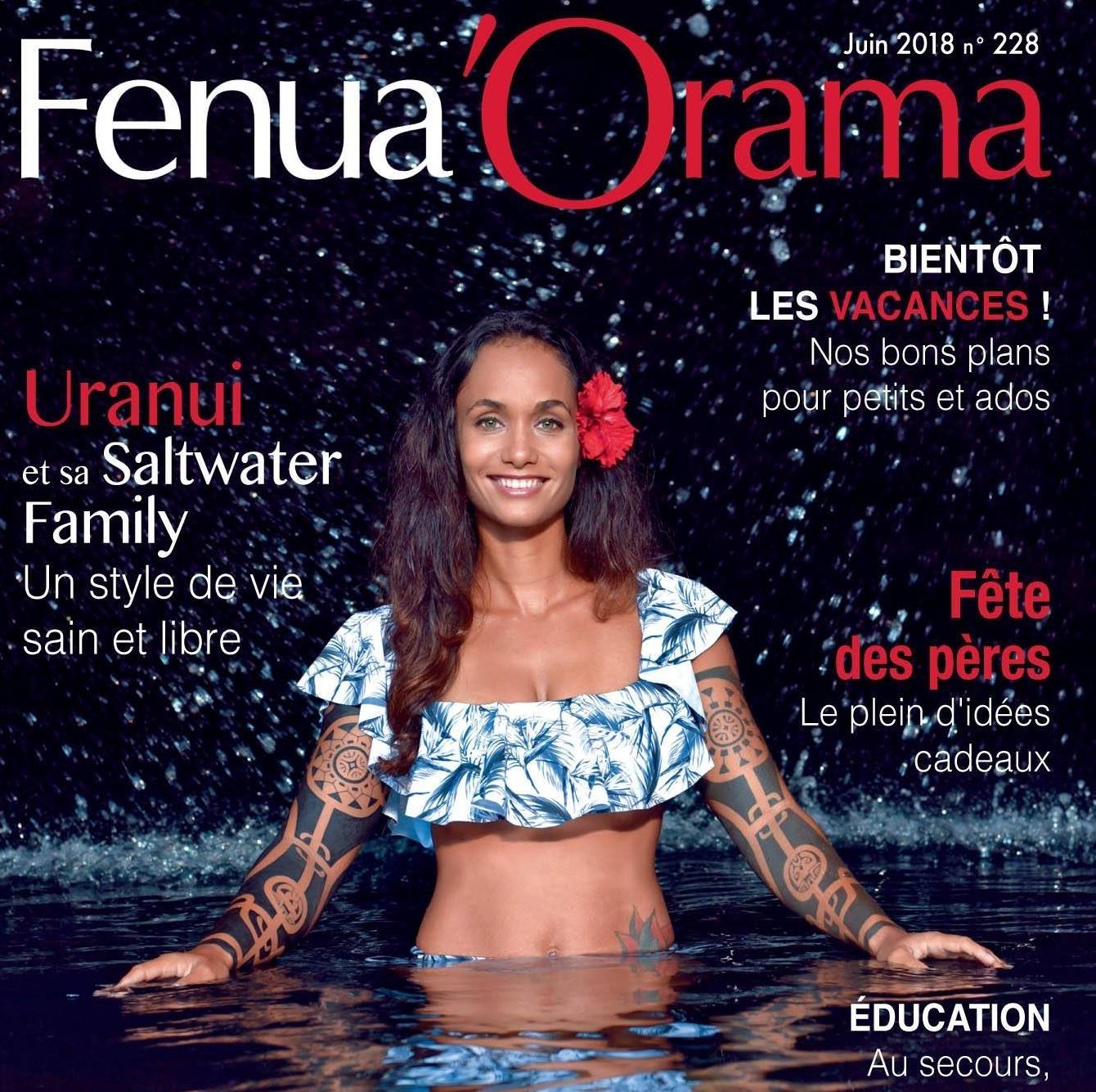 FENUA'ORAMA - JUIN 2018 - Mode