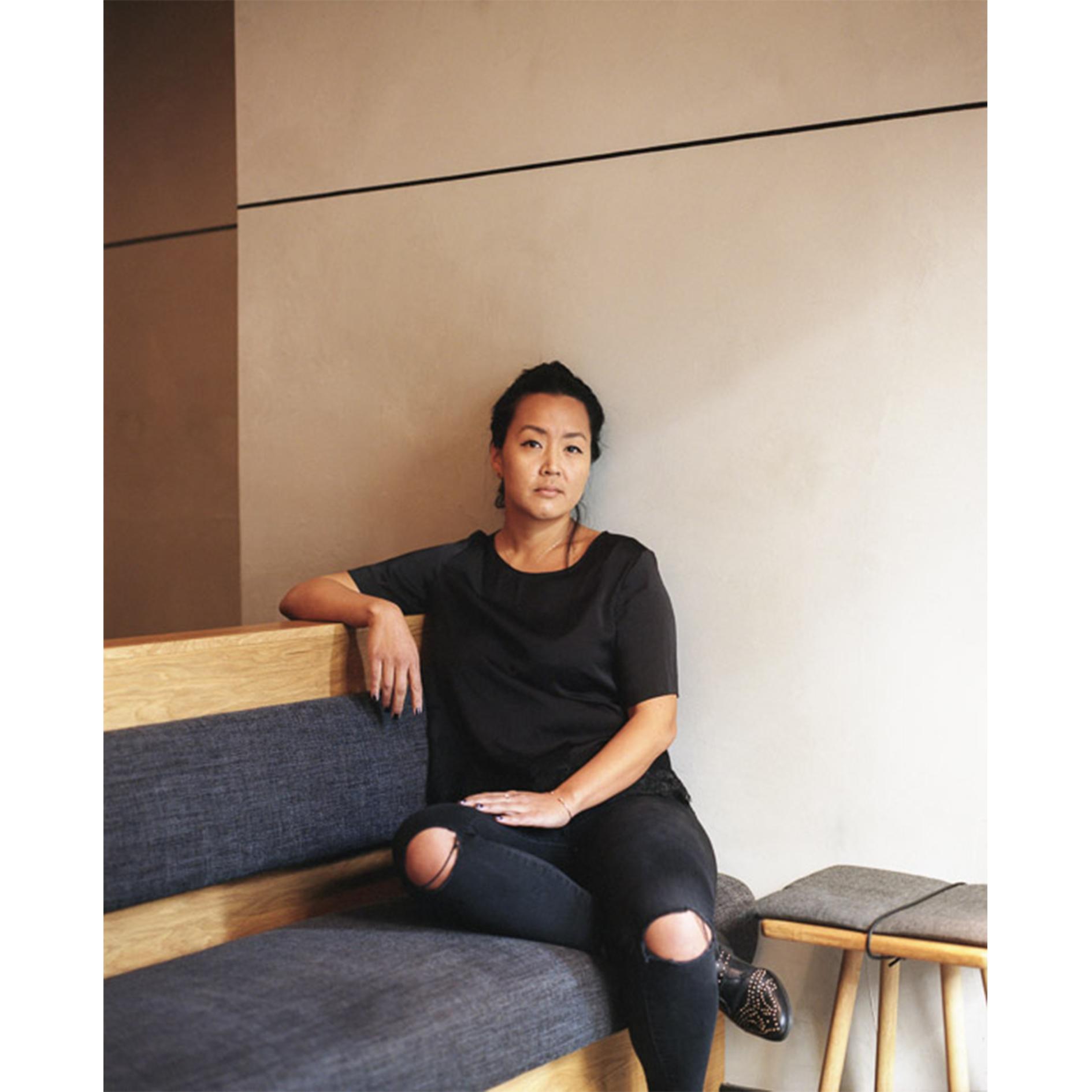 Monica Berg     for    Wallpaper*