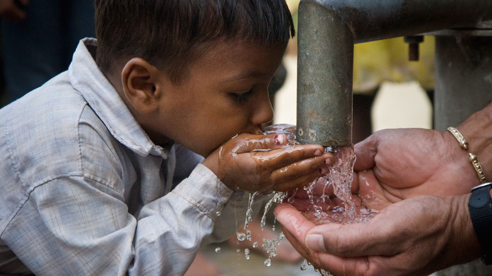 Clean, safe water