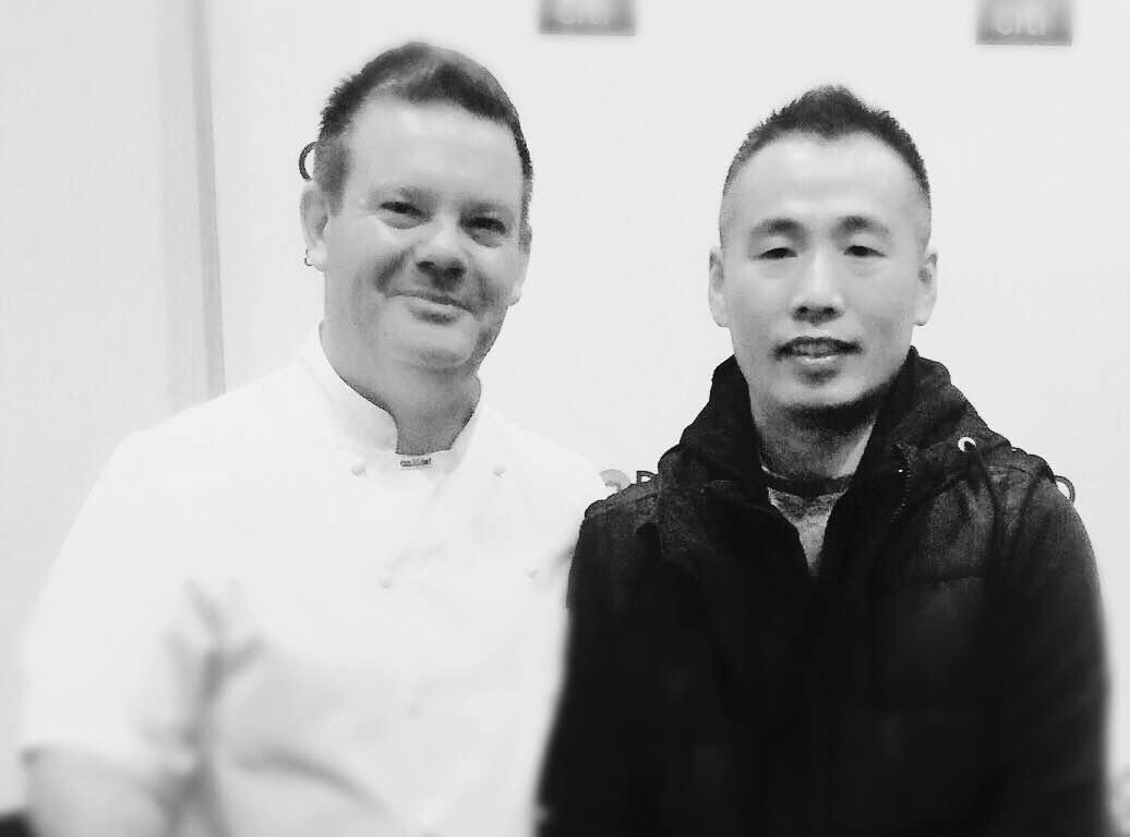 Chef Andly Li