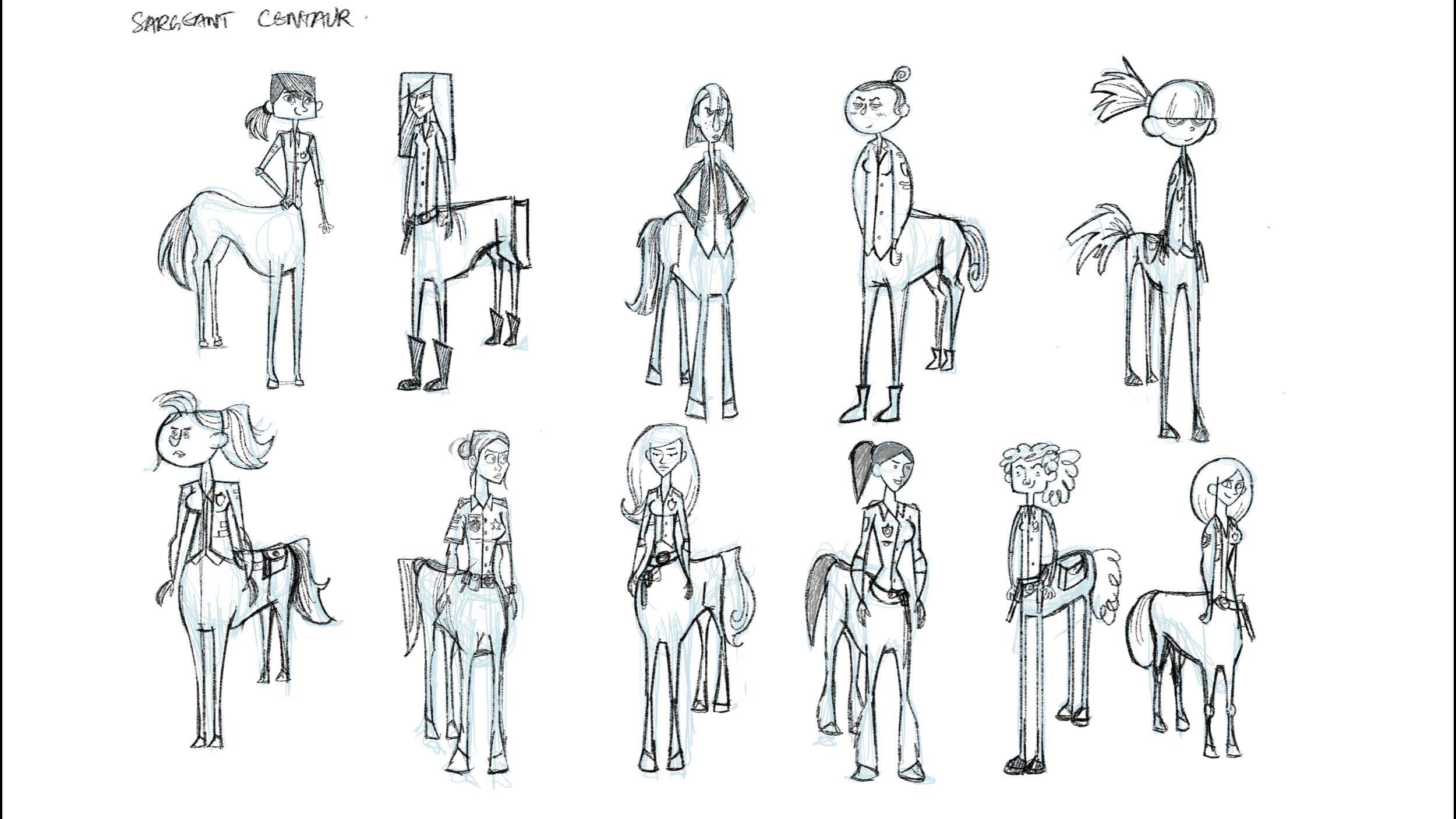 Centaur: Explorations