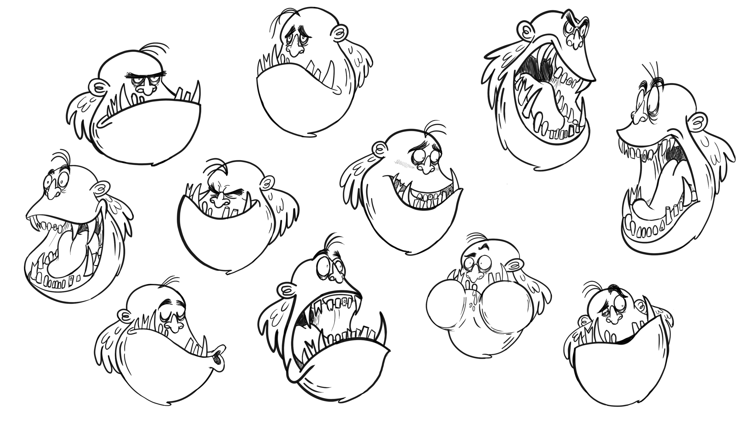 Yeti: Expressions