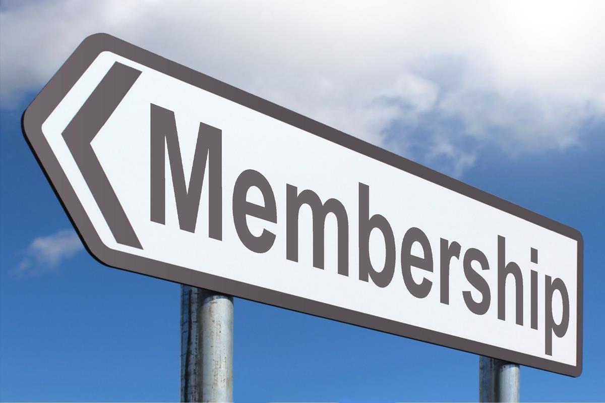 Membership info. -