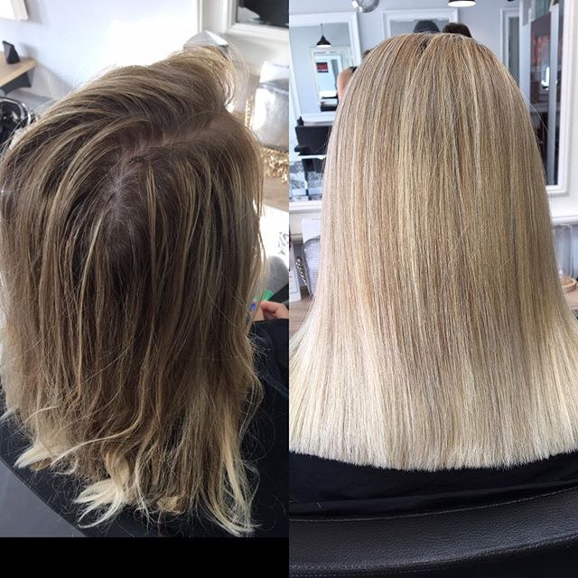 Colour and cut done by Rosie 💆🏼♀️💆🏼♀️💆🏼♀️🤩