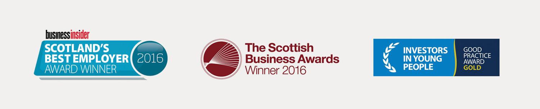 Scottish Business Pledge, Glasgow Living Wage, The Herald Scottish Digital Business Awards