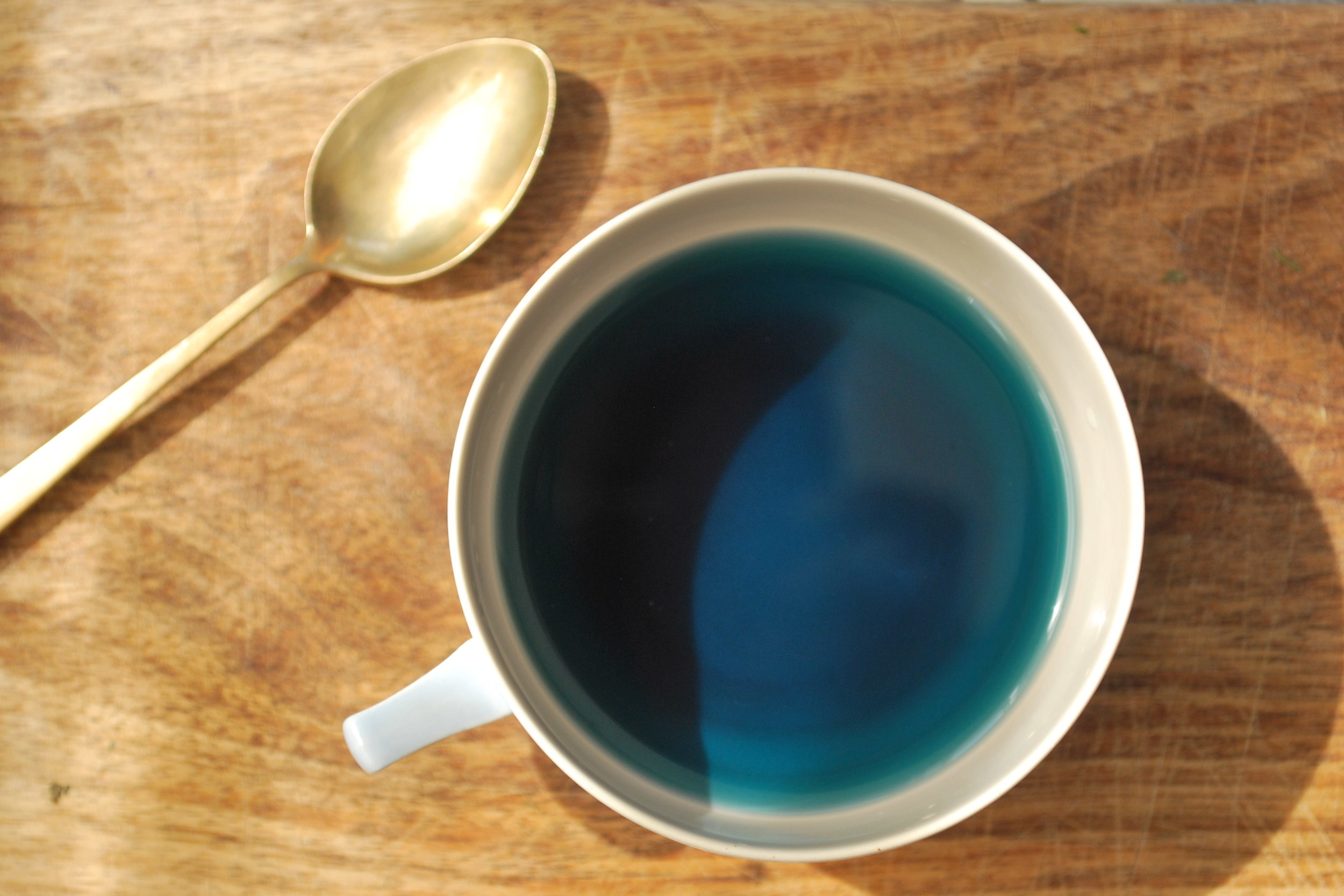 Blue Velvet - This tisane produces a beautiful, rich, blue infusion! Antioxidant rich, soothing, refreshing and super-immune enhancing.