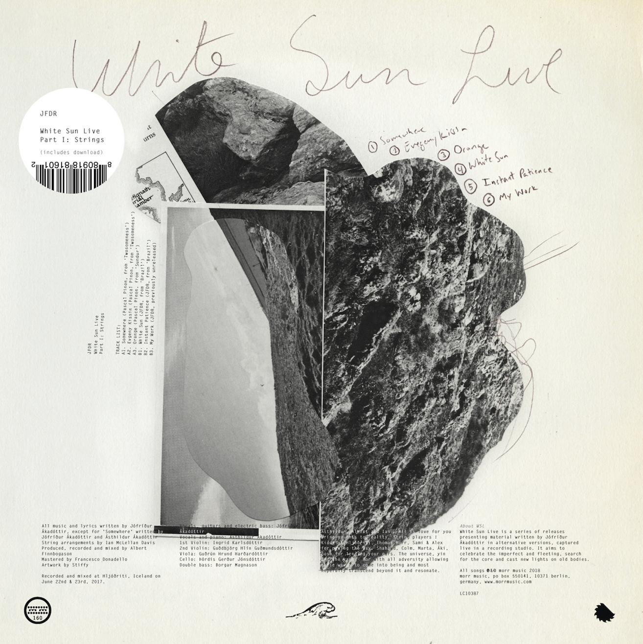 White Sun Live. Part I: Strings (2018)