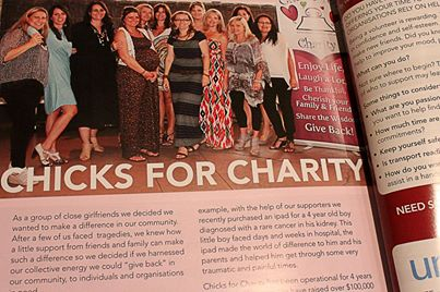 Feature in Brainwash magazine
