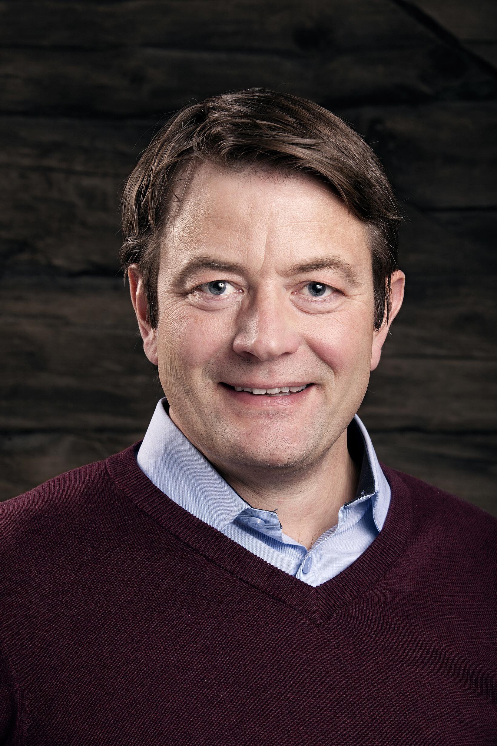 Direktør for kulturminnefondet Simen Bjørgen