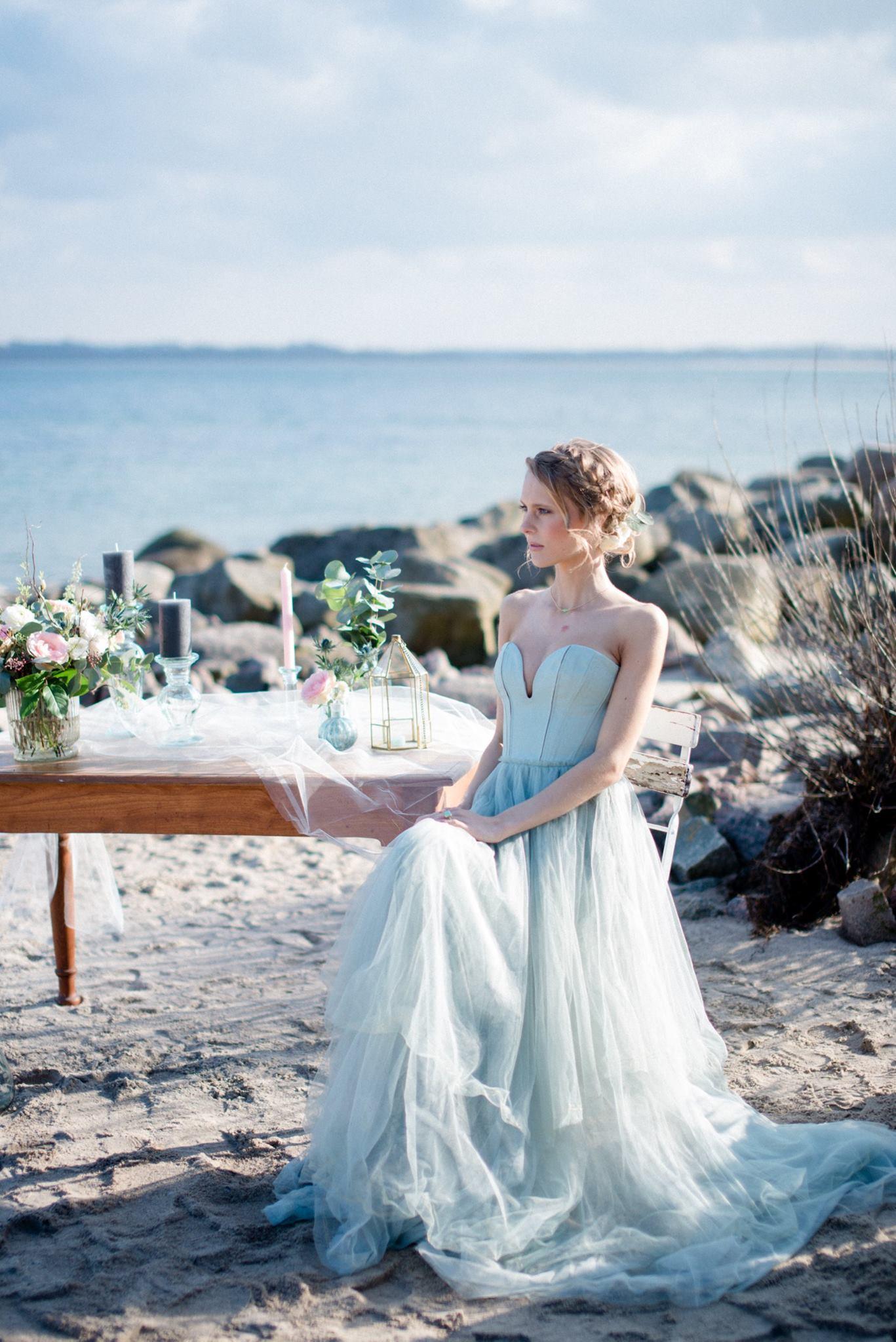 Wedding Styled Shoot || North Sea