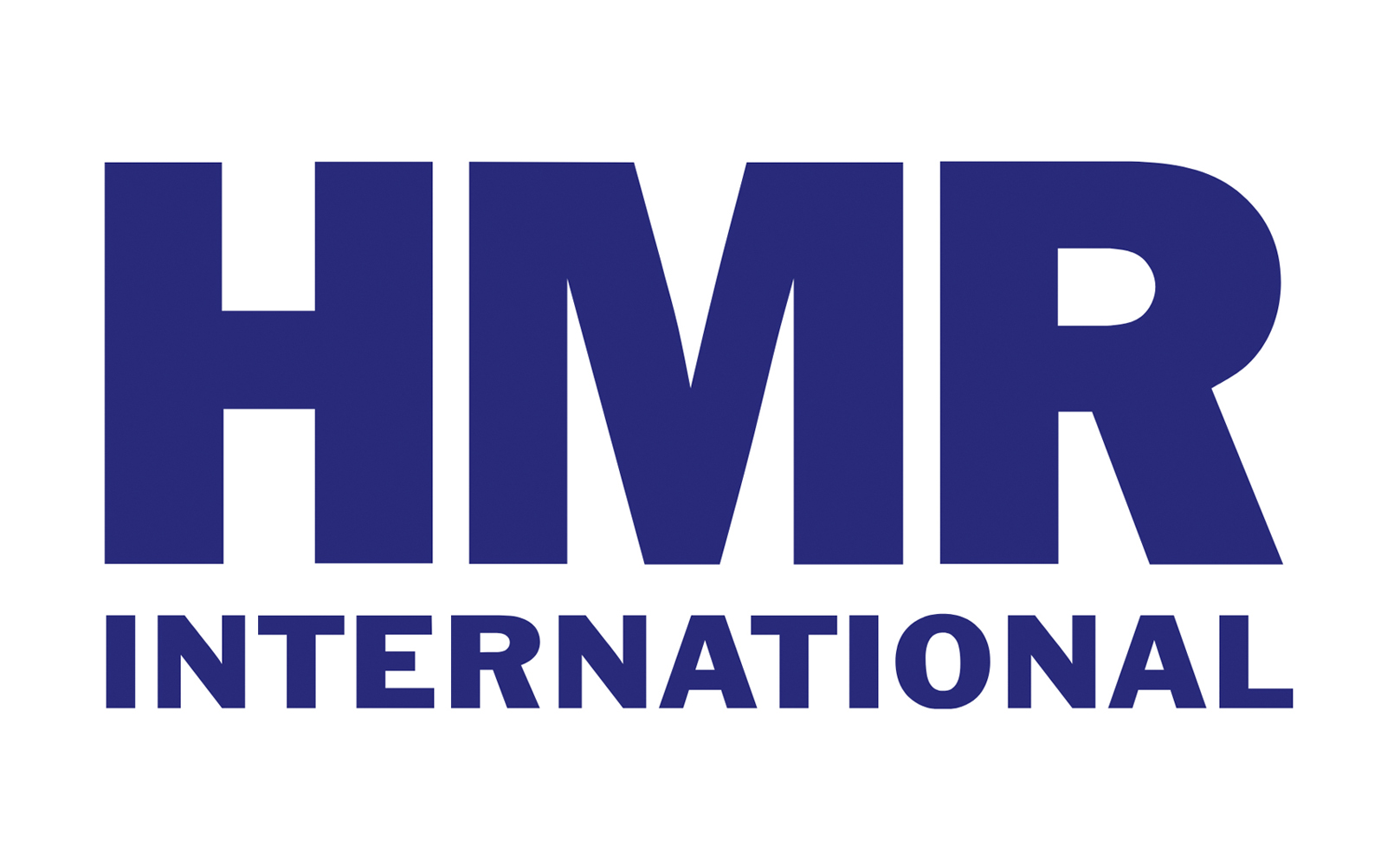 HMR International Logo (2018)