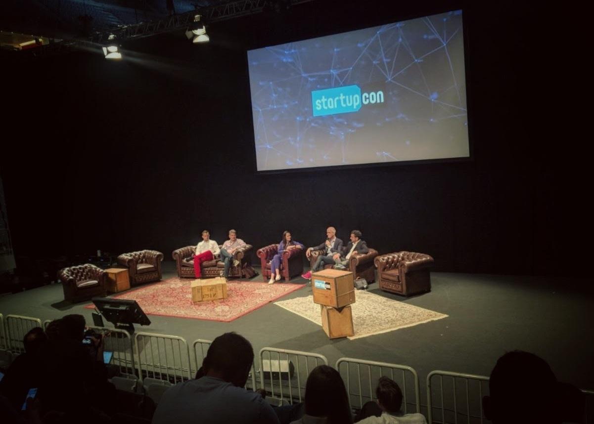 StartupCon 2018