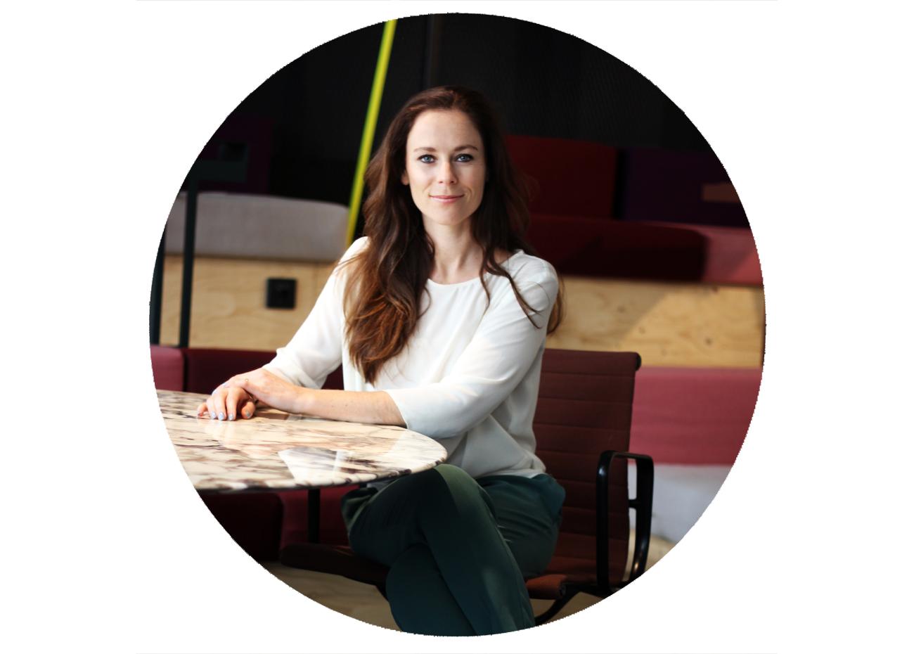 Chérine De Bruijn - Managing Director and Partner CORPORATE KITCHEN®