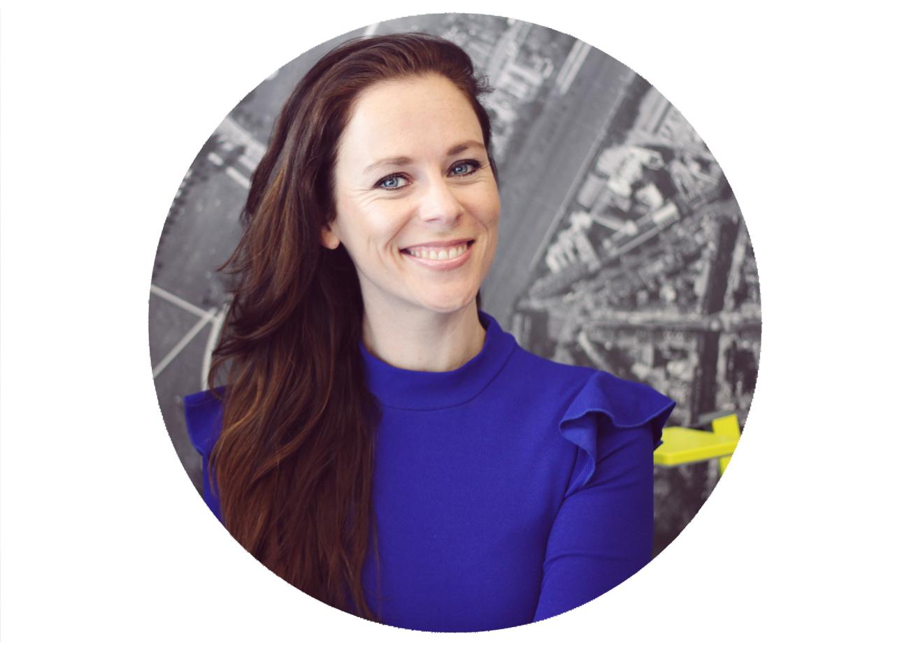 Chérine De Bruijn, Managing Director CORPORATE KITCHEN®