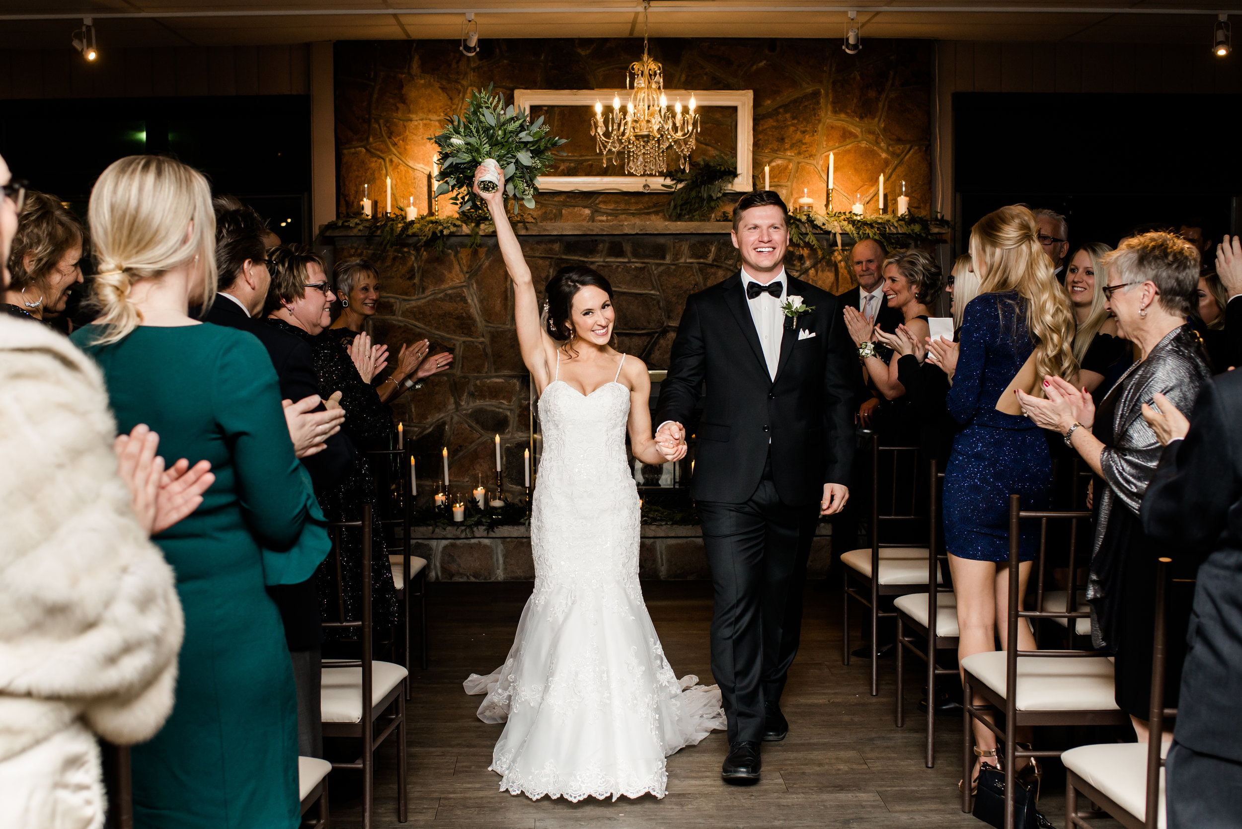 Erica & Chris Hayes - Married December 31st, 2018The Ballroom