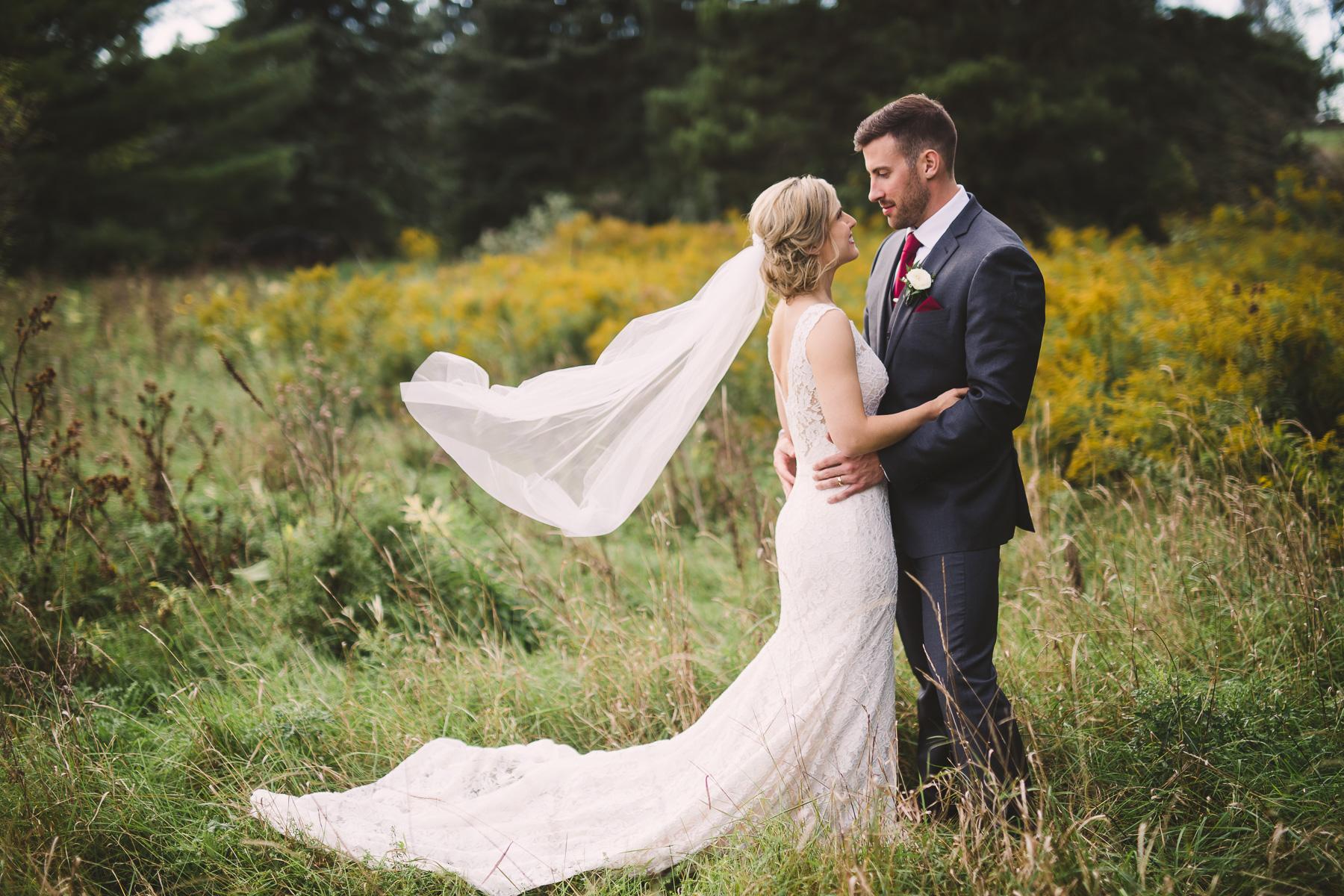 Nadine & Chris Crozier - Married September 22nd, 2018The Hideaway
