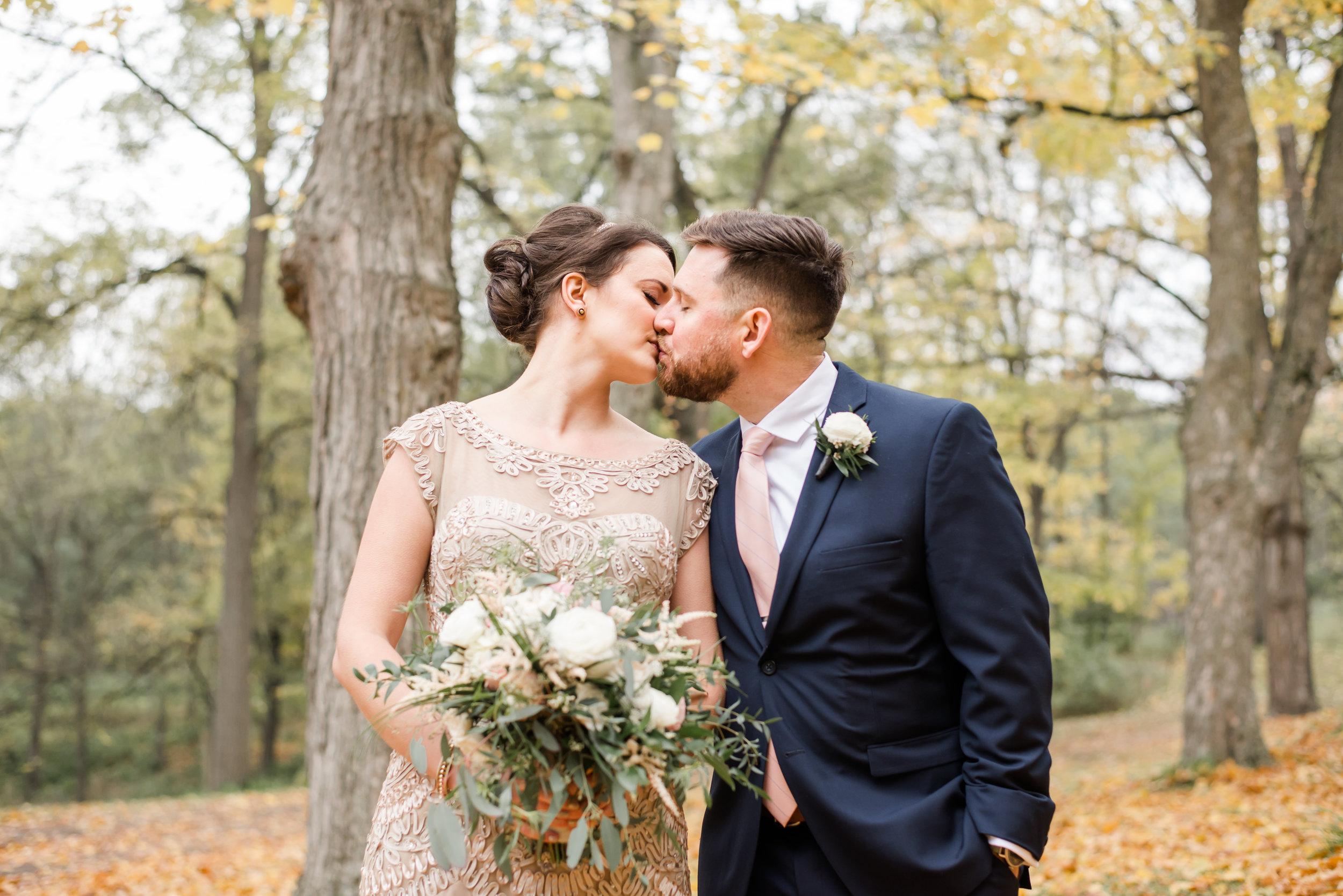Julia & Dan Van Der Werf - Married October 20th, 2018The Ballroom & The Hideaway
