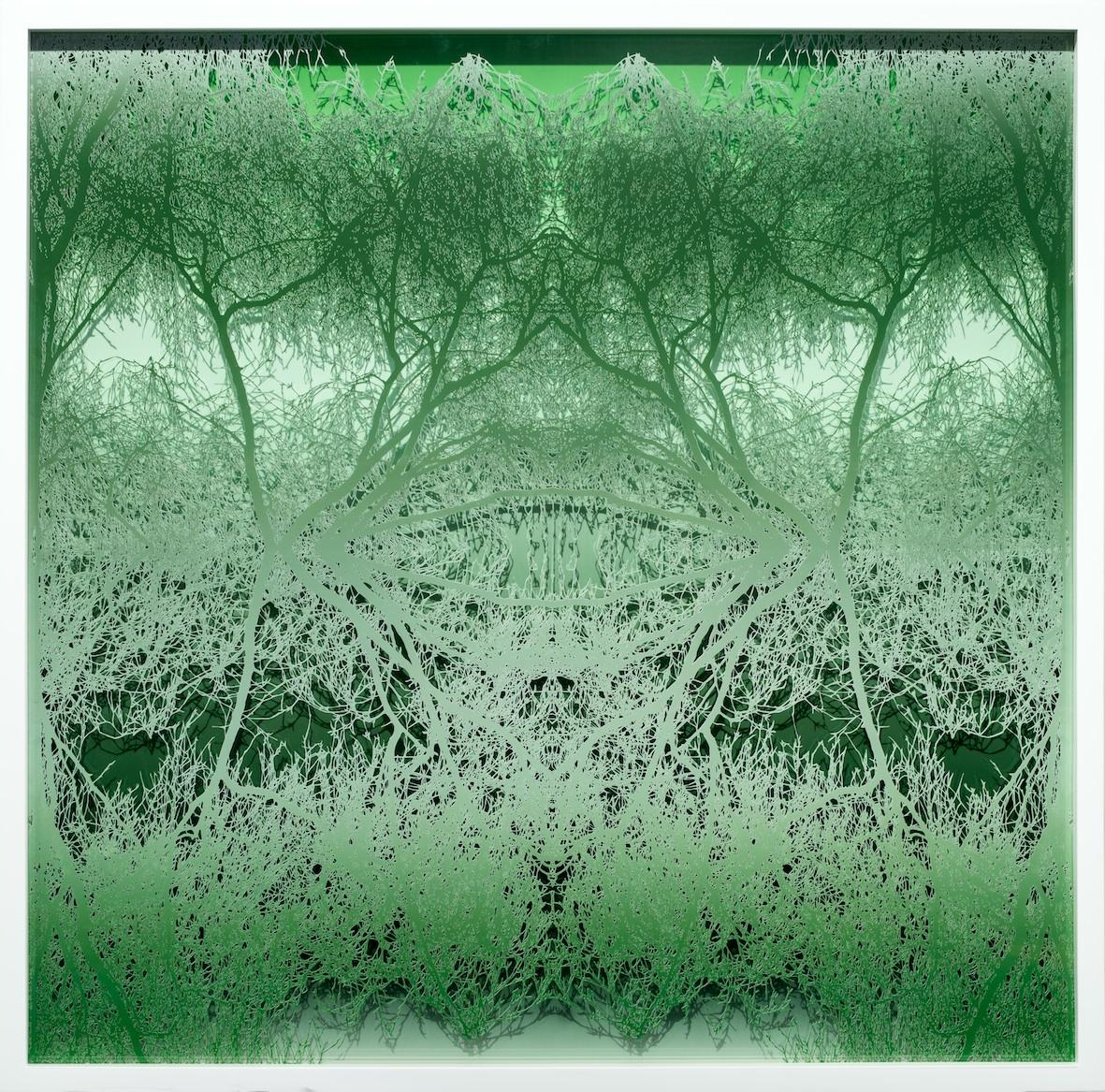Treescape (Green)