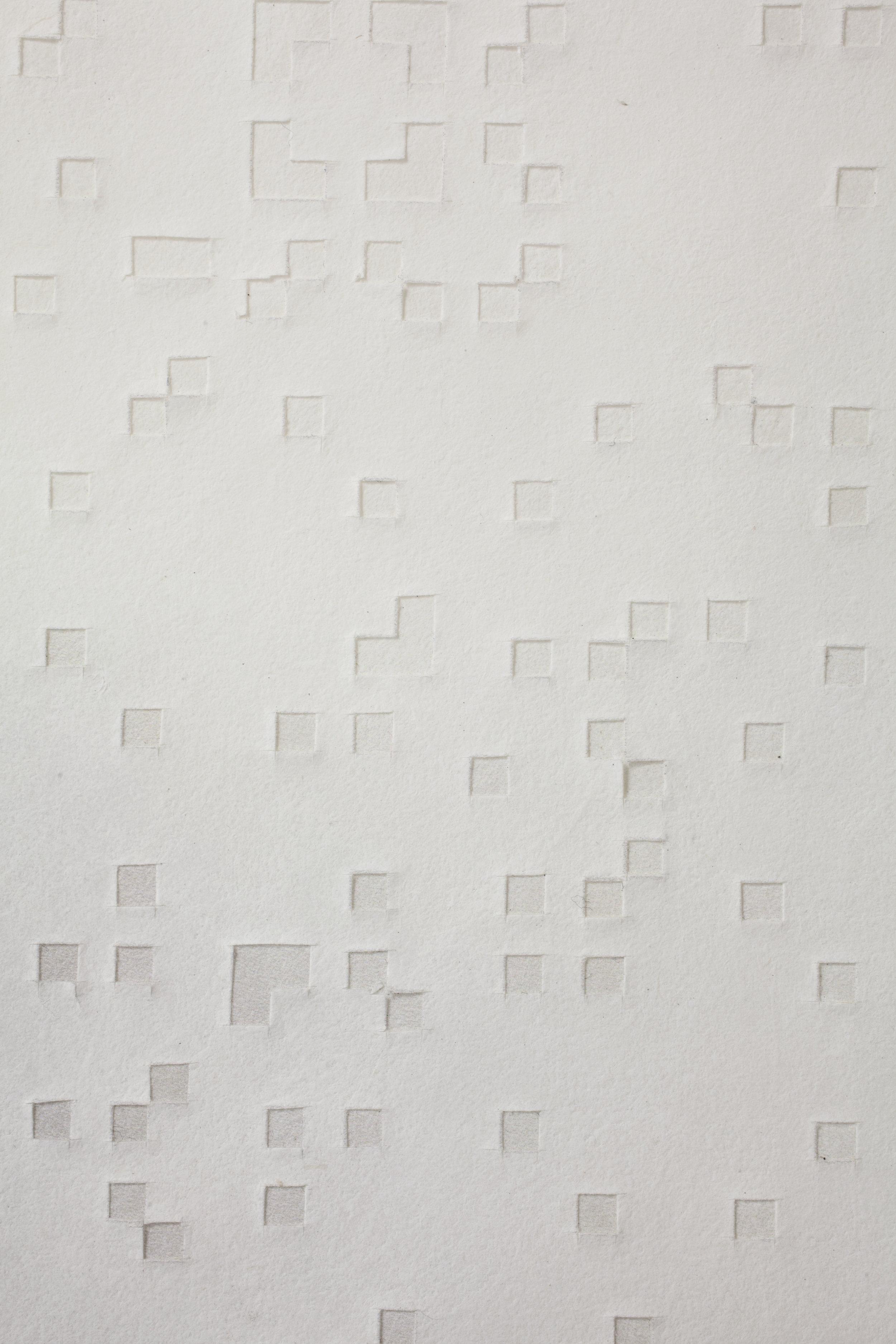 Monolith III (detail)