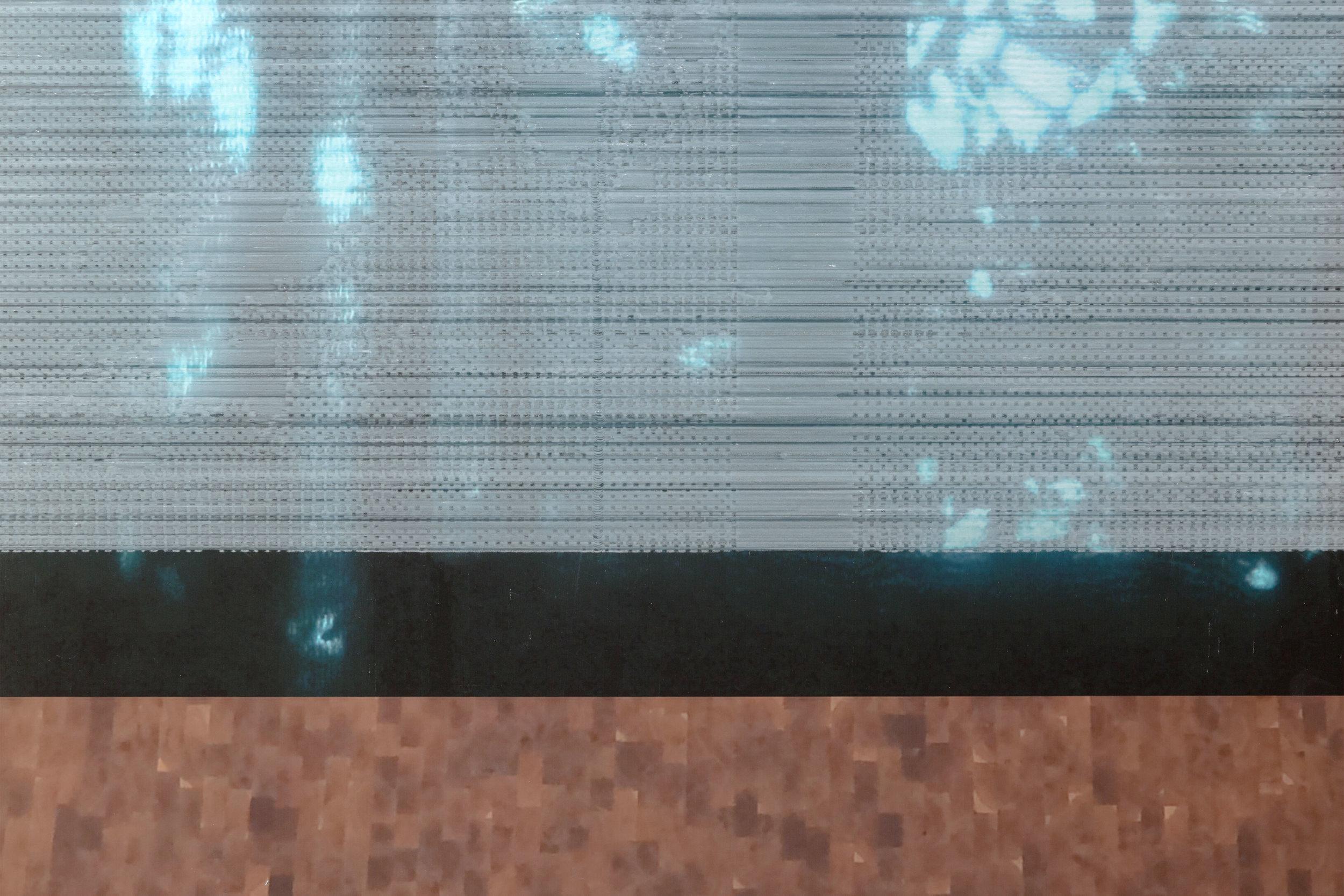 Untitled (veil) (detail)