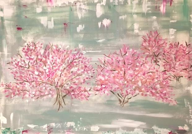 """""""Almendros en Flor"""""""