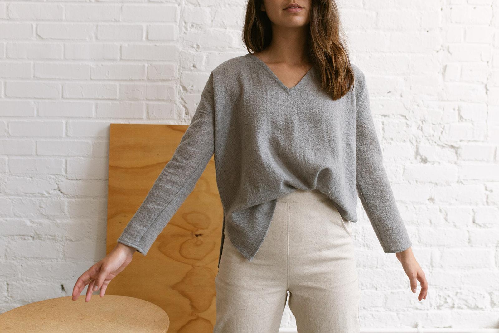 Lucia Sweater - stone
