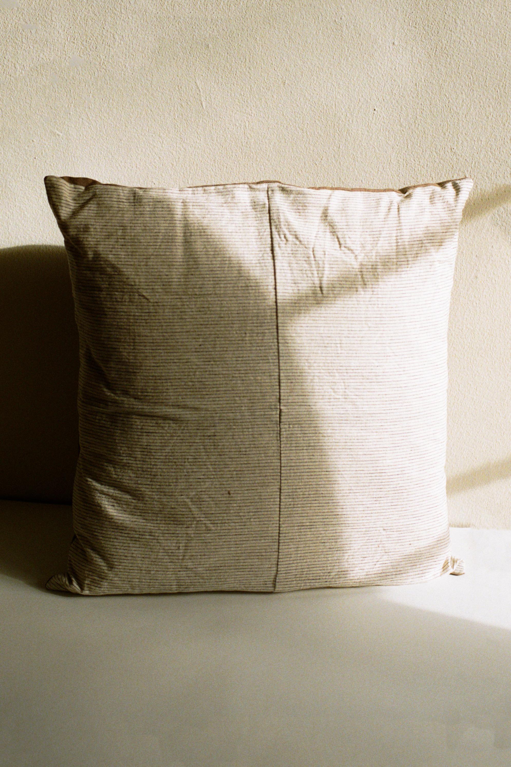 Patchwork Pillow II