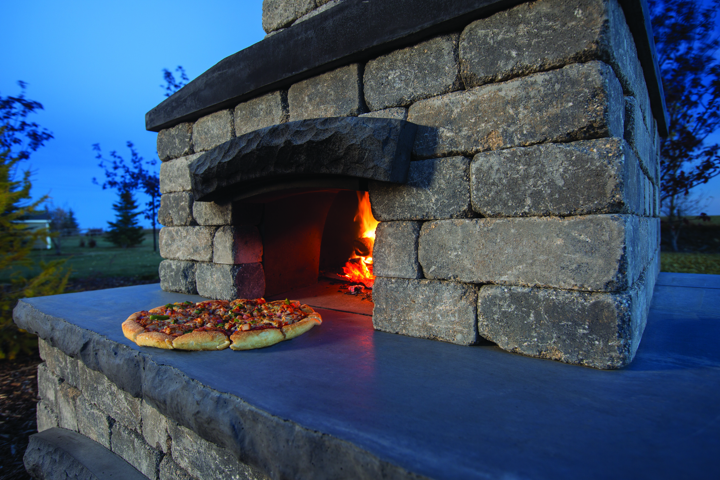 A: Pizza Oven