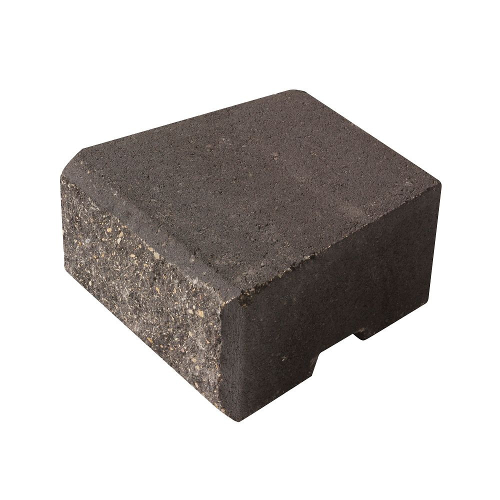 """Stack Stone Coping (Top) Block: 4 x 8 x 8/6"""""""