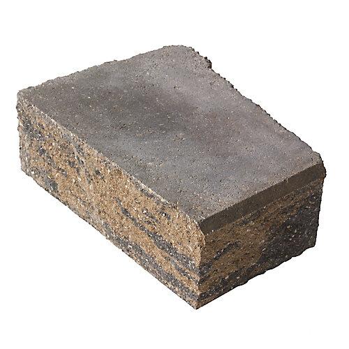 "Stack Stone Corner Block: 4 x 11.5 x 8/6"""