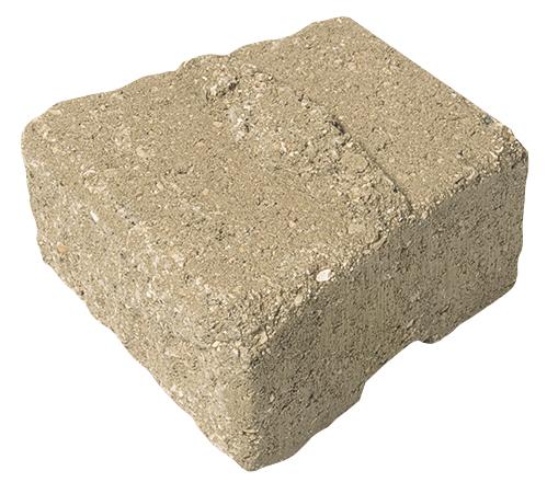 "Stack Stone Wall Block: 4 x 8 x 8/6"""