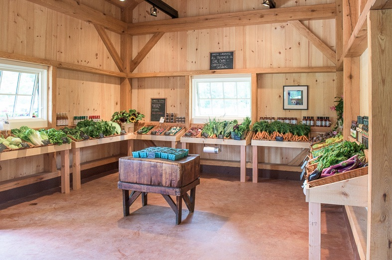 The Farm Stand at Clark Organic Farm