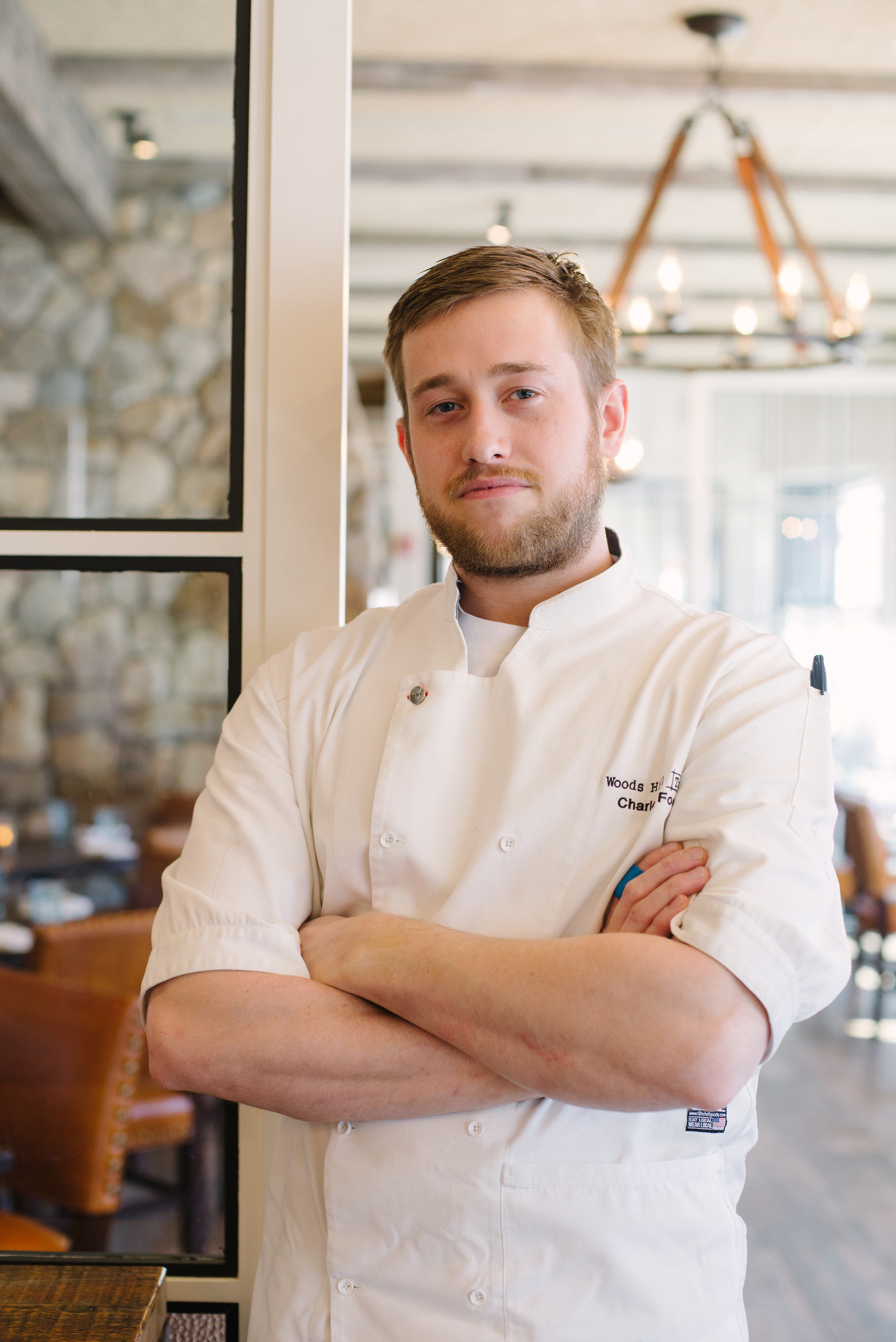 Charlie Foster - Executive Chef