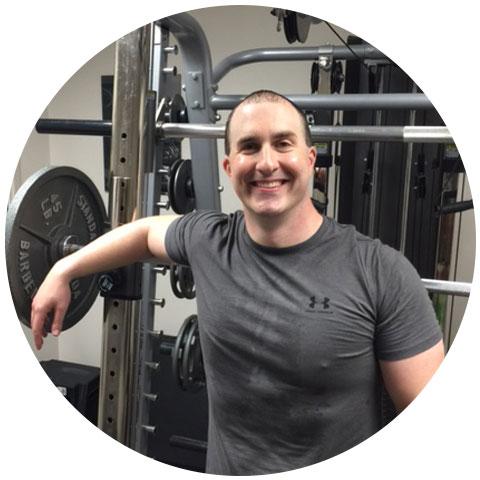 Matt C. Be Fit Personal Trainer Client