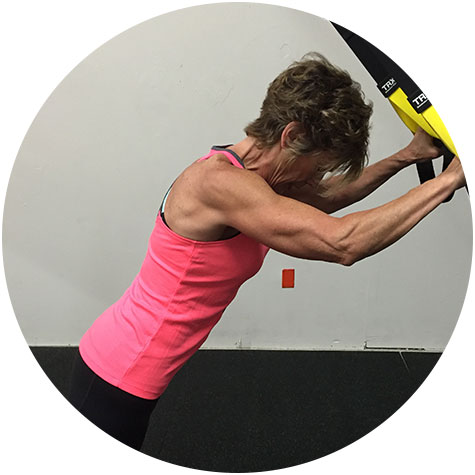 Marcia D. Be Fit Personal Trainer Client