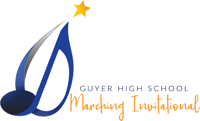 Welcome! - Guyer Band's information page for the 2019 Marching Invitational! We are excited to host our own marching clinic and contest to kick off the 2019 marching season in North Texas. Parents, guardians, directors, and participants are encouraged to look through this page to find all the information you will need for your competition day.