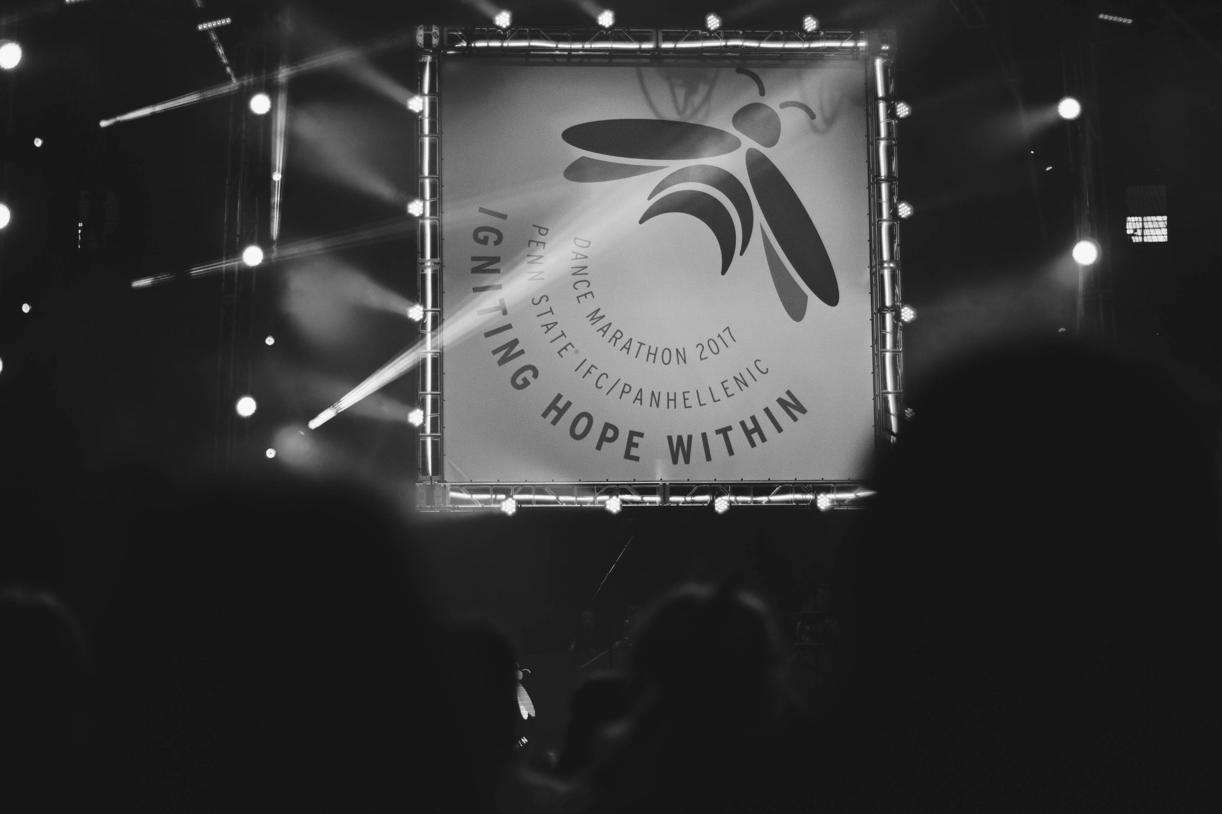"This year's mantra and logo was to ""Ignite Hope Within"" which I think is so beautiful."
