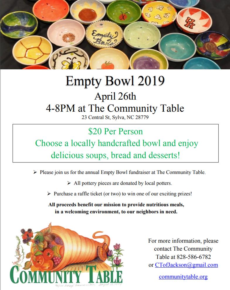 Empty Bowl 2019 Vertical Flier.png