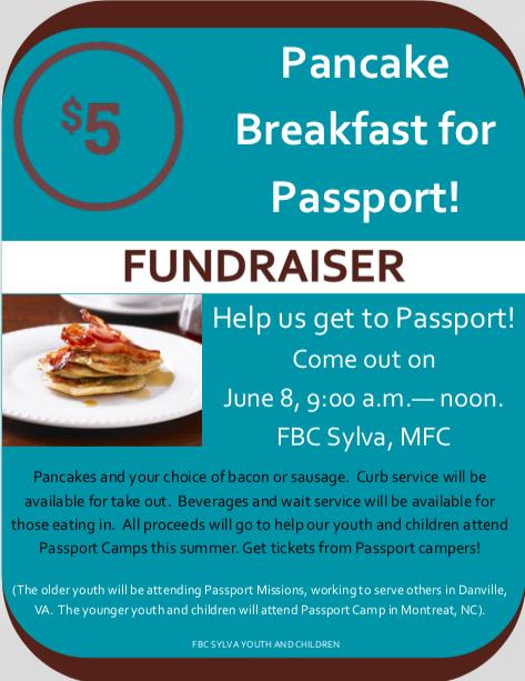 Pancake Breakfast - Passport Camp Fundraiser.png