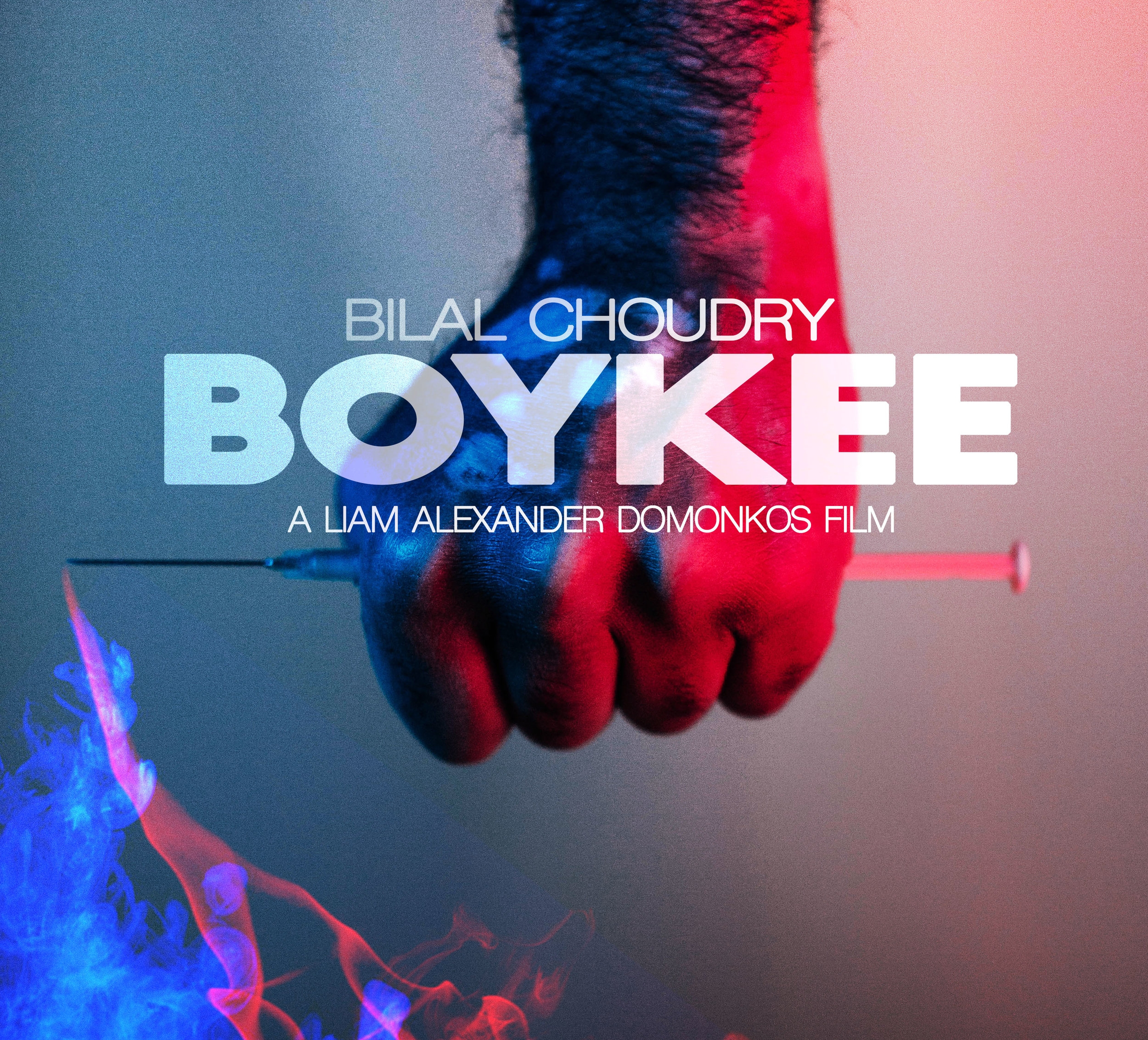 BOYKEE - 'Boykee' is Liam Alexander Domonkos' and Kinima's first full feature production, it is currently in it's final stages of post-production.