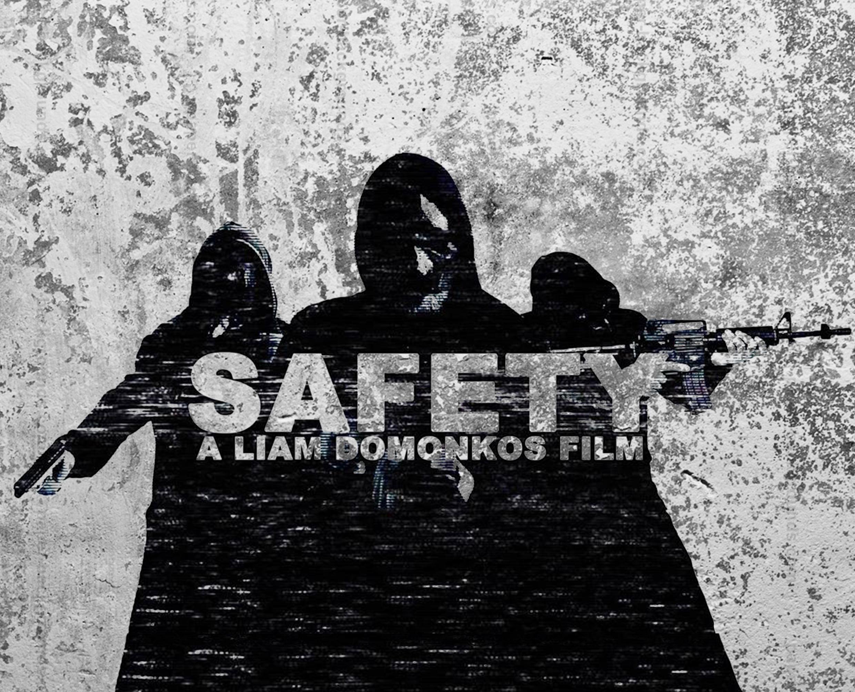 SAFETY - 'Safety' released in 2014, is Liam Alexander Domonkos' third short film.