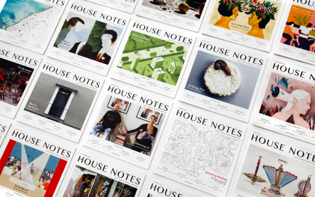 SOHO HOUSE NOTES MAGAZINE | La Norme Beauty Features in the 'Brand New' section in the July Issue of House Notes Magazine. -