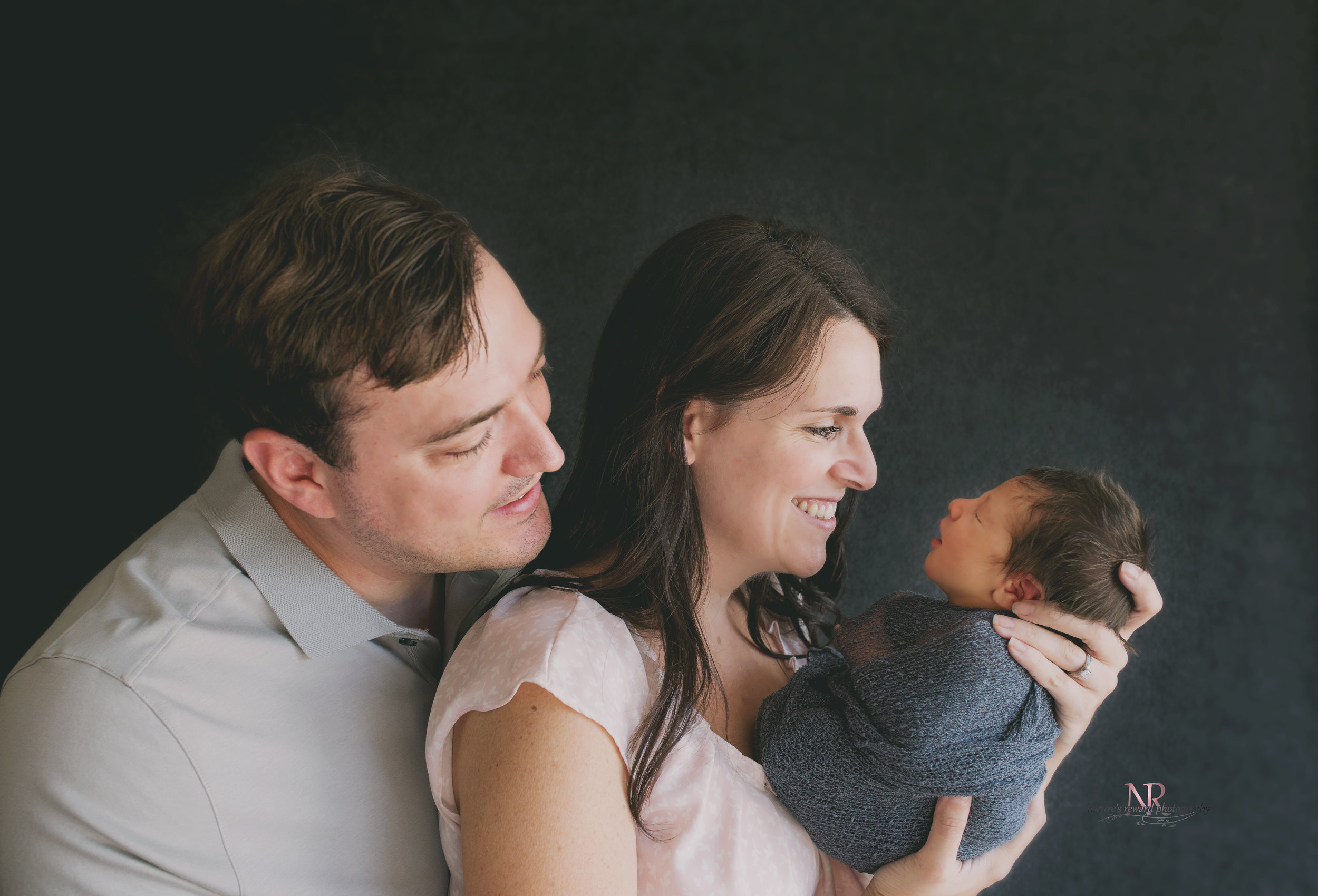 I may be biased- but that is one fine looking family! My Heart!