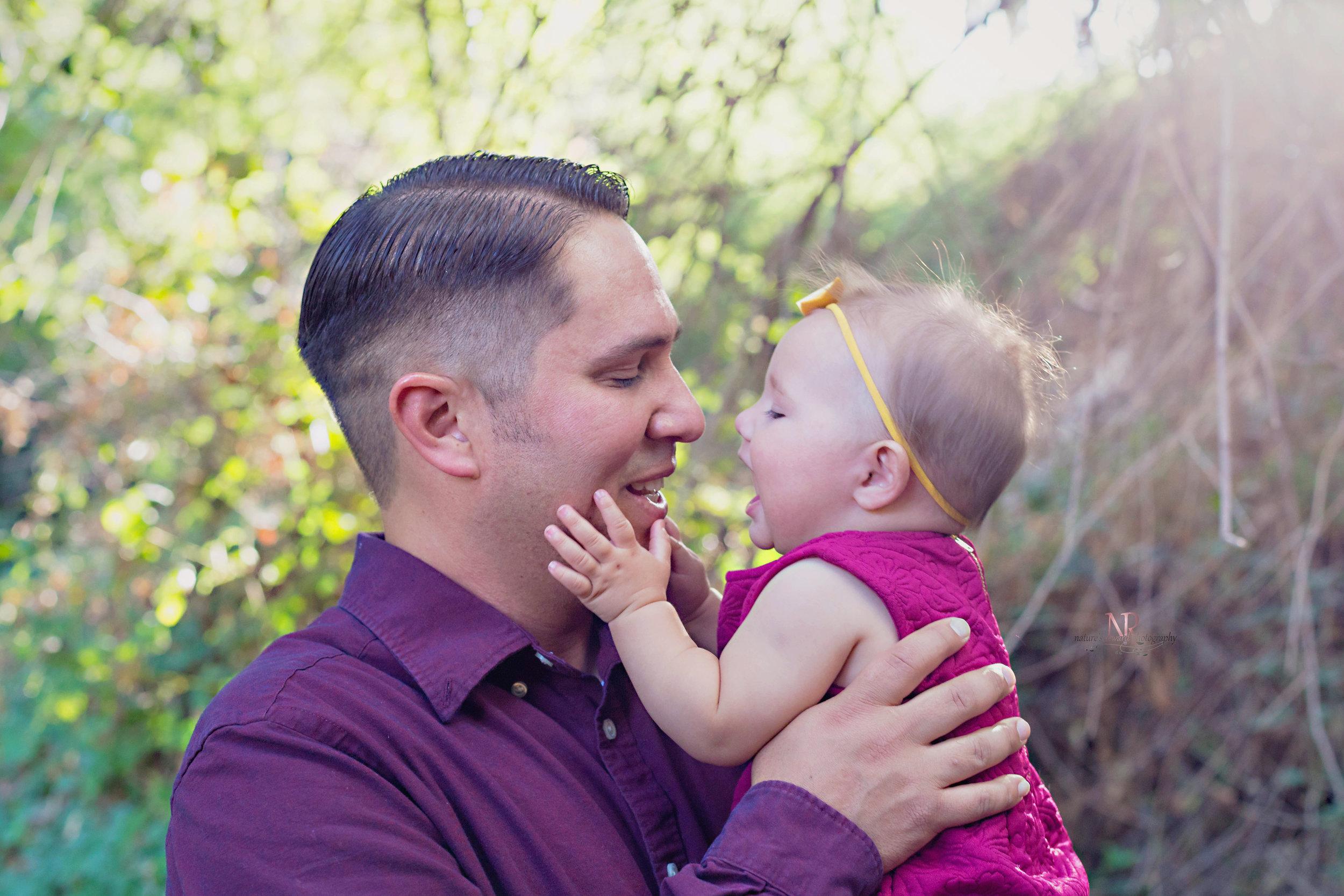 Baby Loving Daddy