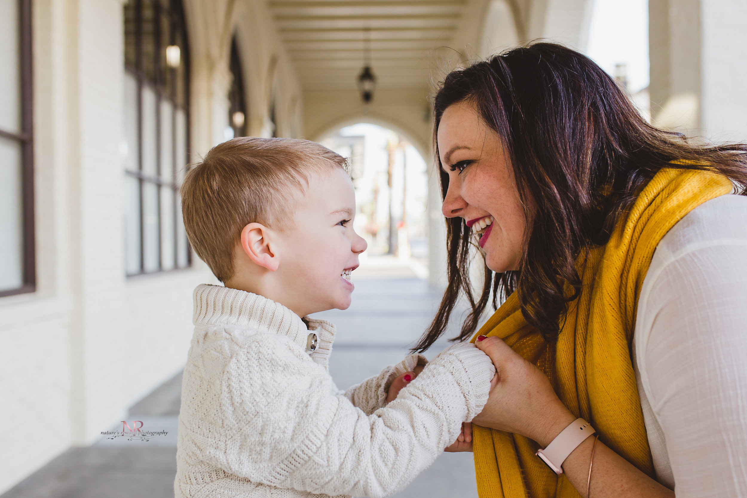 Mom and Son image
