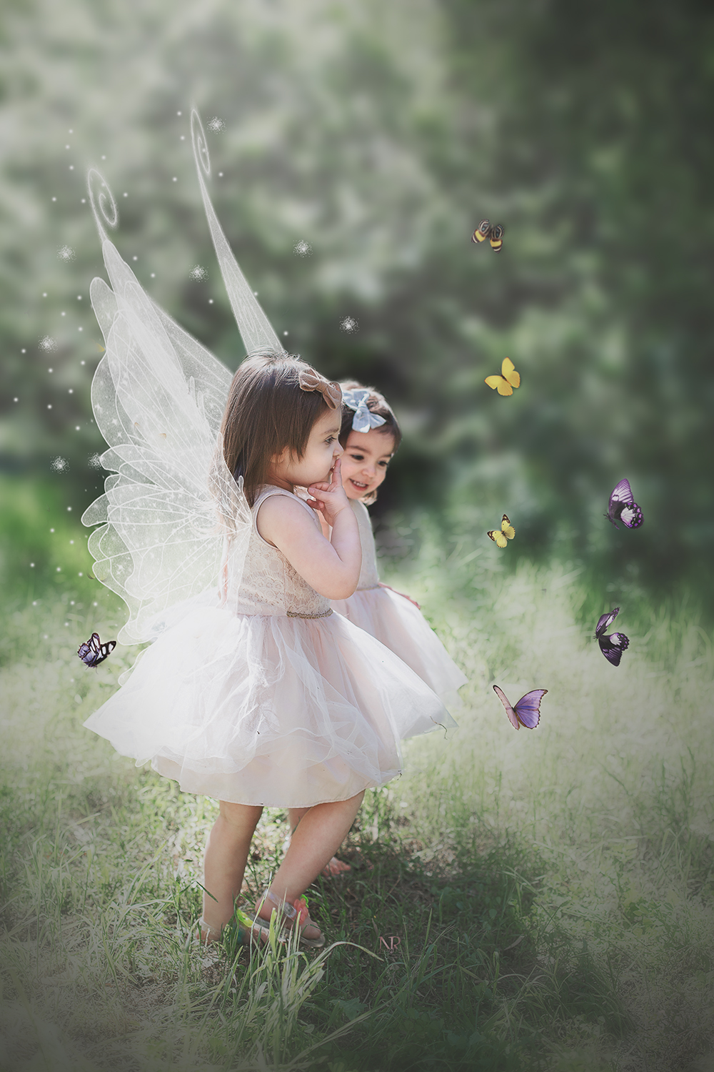 My absolute favorite- dreamt about this image being with wings- so even though I was not asked to create it-- I had too. And I adore it!