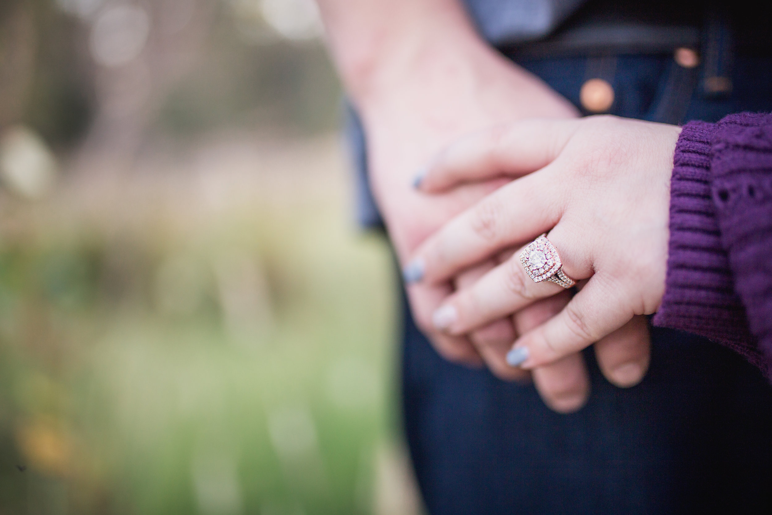 The beautiful ring