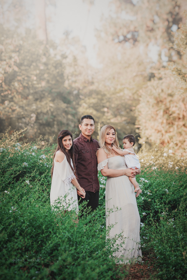 Stunning family portrait by Nature's Reward Photography