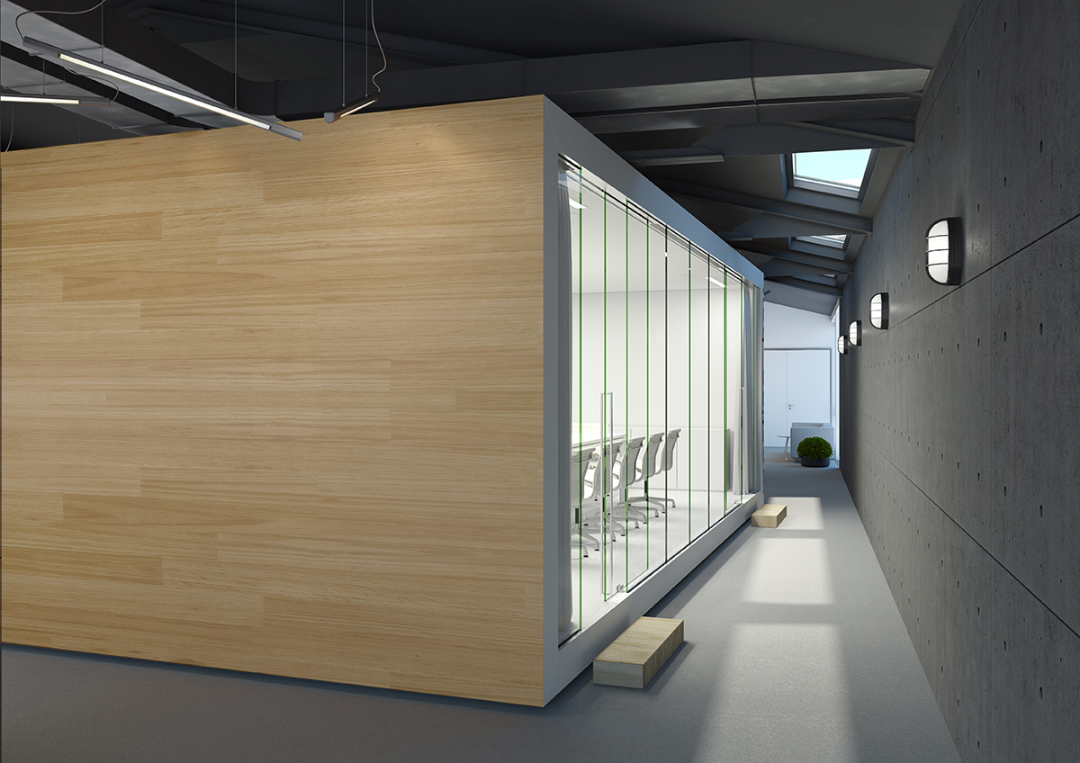 Emagispace - Sustainable Building Block Technology